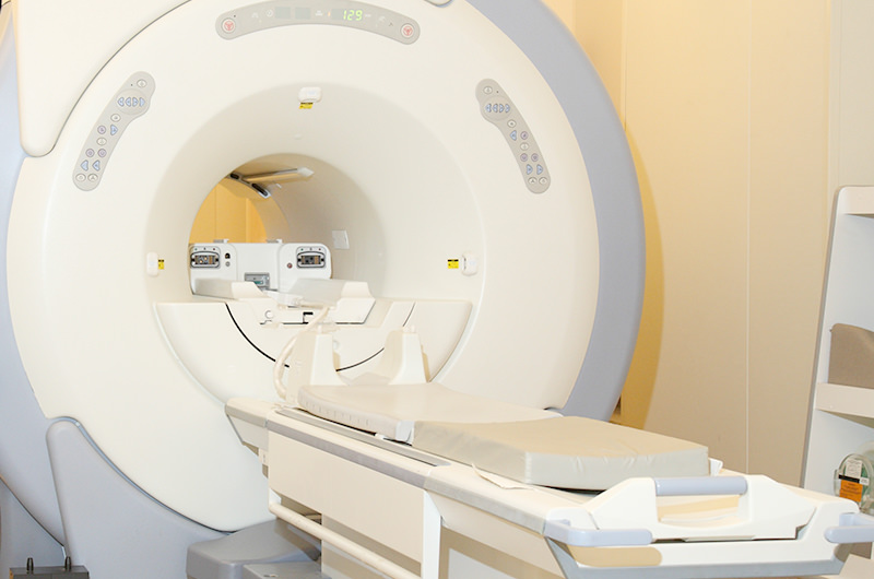 迅速にMRI検査に繋げます