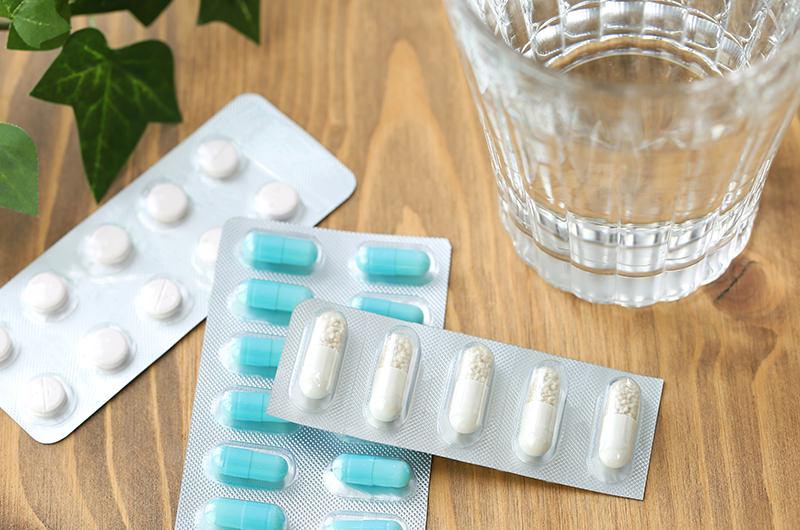 生活習慣の改善と薬物療法