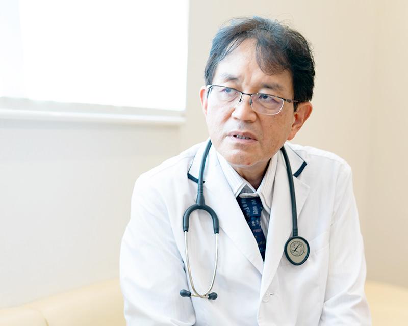 どうして医師になろうと思われたのですか?